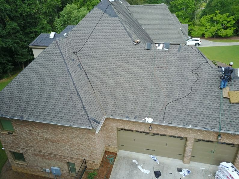 Drone Roof Inspections Hopewell Roofing Amp Restoration