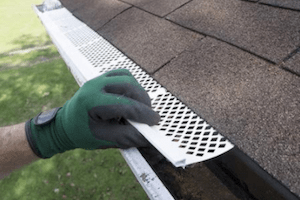 proper gutter installation