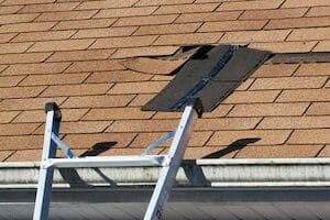 how to replace missing roof shingles