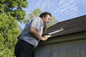 What's the Process Look Like for Hail Damage Roof Inspections?