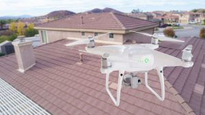 how to do roof inspections with a drone
