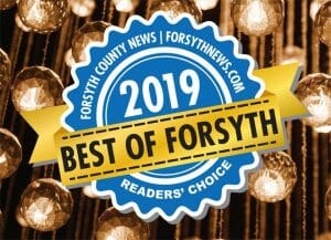 Hopewell Roofing & Restoration Nominated for Best of Forsyth 2019