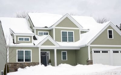 How to Prepare a Roof for Winter Weather